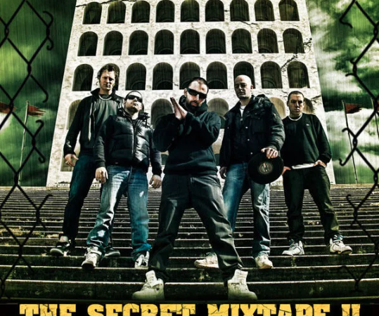 BrokenSpeakers The Secret Mixtape Volume 2